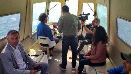 Λευκάδα και Μεγανήσι πλημμύρισαν το κανάλι του Alpha TV για μια εβδομάδα – Σημαντική τουριστική προβολή για την περιοχή μας