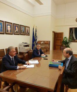 Προτάσεις του Θ. Καββαδά στο νέο νομοσχέδιο για τα απορρίμματα της Λευκάδας