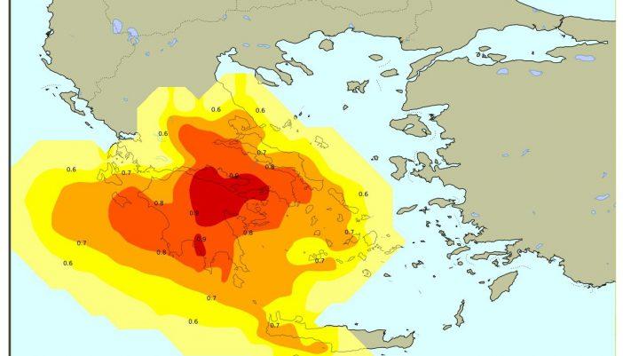 Επιδείνωση καιρού στα Ιόνια Νησιά