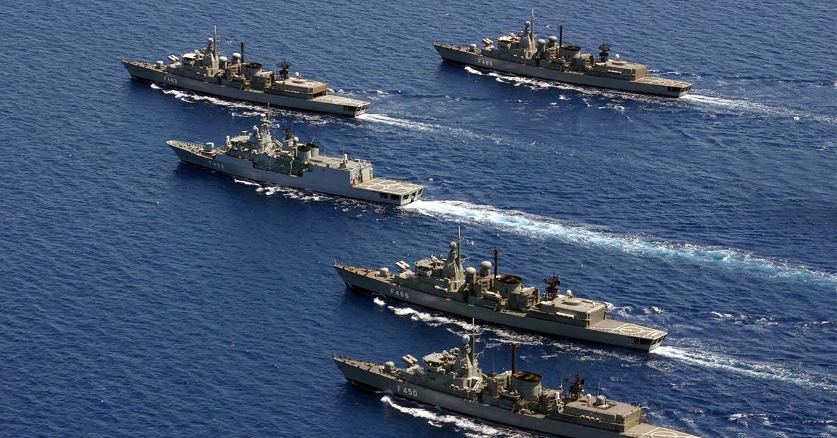 Συνέντευξη ναυάρχου Σπύρου Κονιδάρη για τα εθνικά ζητήματα.