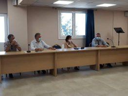 Δελτίο τύπου δήμου Μεγανησίου για την επίσκεψη Μενδώνη