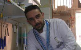Ο chef Θεόδοτος Μαρκεζίνης Μέλος της Λέσχης Αρχιμαγείρων Ελλάδας