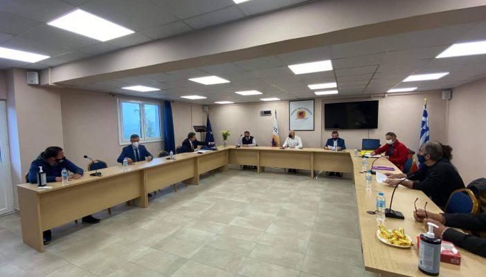 Επίσκεψη υφυπουργού Περιβάλλοντος σε Λευκάδα και Μεγανήσι (δελτίο τύπου).