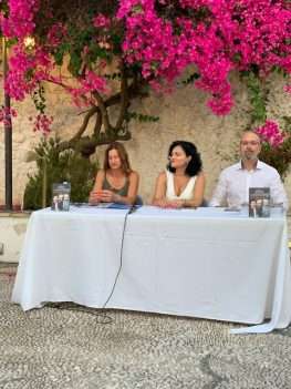 Παρουσίαση του βιβλίου «Η Φιλική Εταιρία ξαναγεννιέται» στο σπίτι της Μπουμπουλίνας!