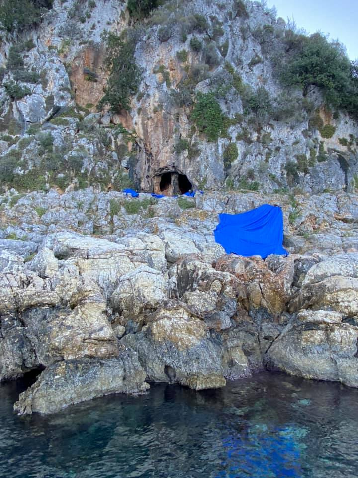 Συνεχίζεται το ανασκαφικό έργο της καθηγήτριας Ν. Γαλανίδου στην σπηλιά του Πάνθηρα, στον Κυθρό